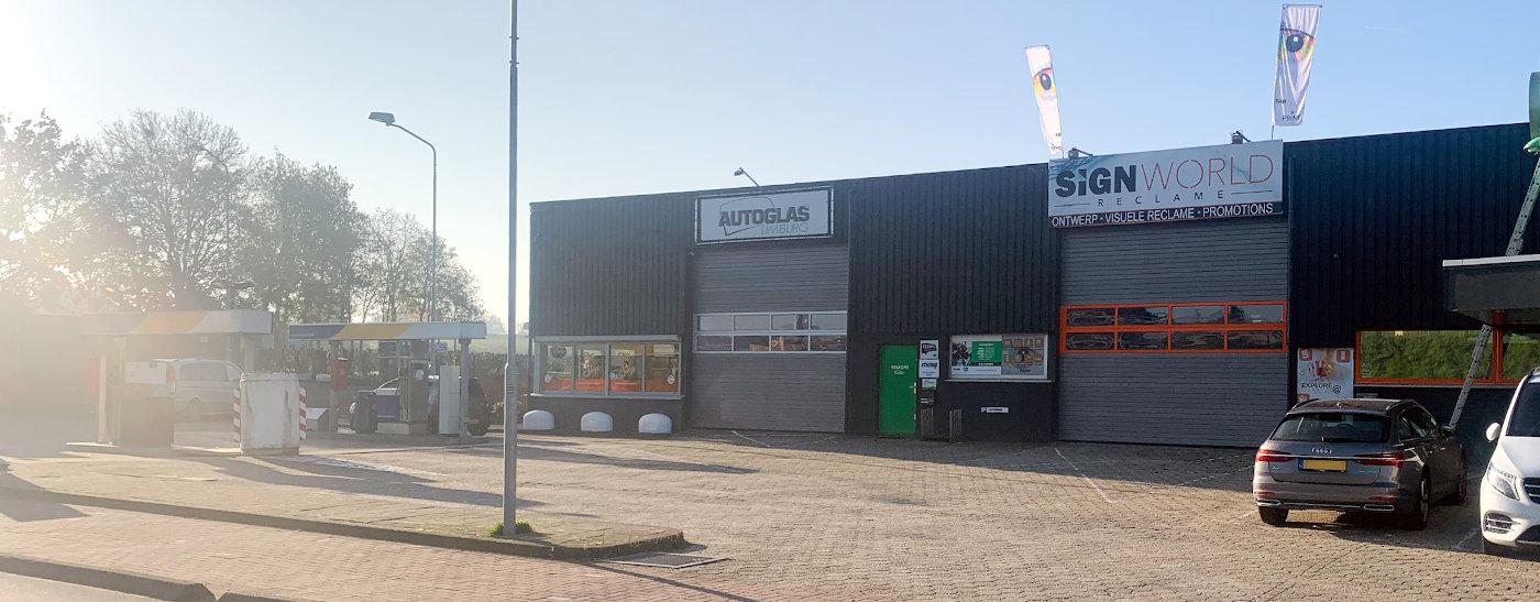 Autoglas Limburg locatie